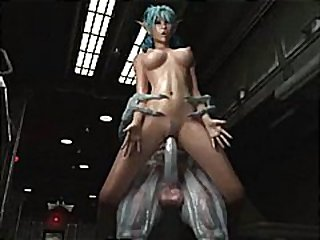 extreme, monster cock, bizarre, alien, hentai, fetish, toon, anime, 3d