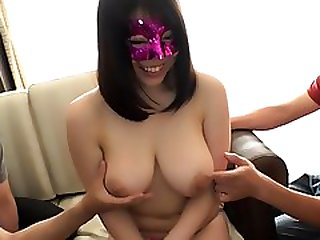 Bodacious Japanese Housewives Indulge In Hardcore Group Sex