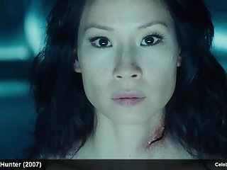 Celebrity Lucy Liu Nude And Stripping Movie Scenes