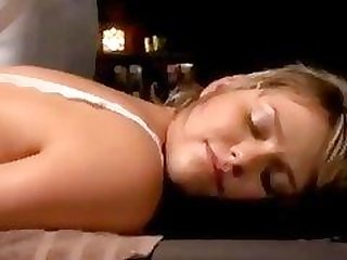 Innocent wife cant bear vibrator massage