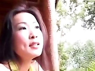 Chinese mommy fuck minx fuck in the cabin