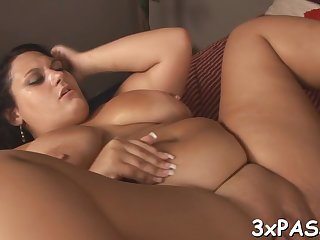 sex with mature plump busty film 7