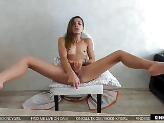 LOST CONTROL!!!!!  HUGE SQUIRTING ORGASM