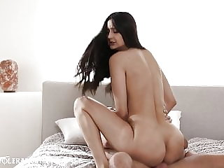 Teen Babysitter Eliza Ibarra Can't Say No To Good Dicking