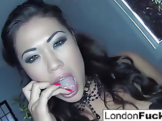 London Takes Ramon In Her Tight Ass