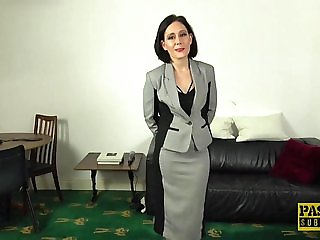 PASCALSSUBSLUTS - Classy UK MILF Belle OHara submits to...