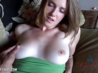 Ashley Lane loves it when you cum in her pussy (POV Style)