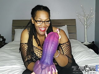Mature black woman