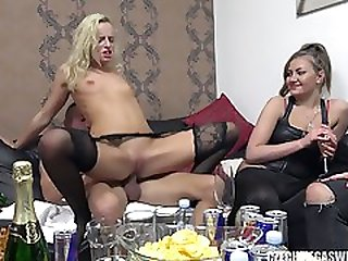 Welcome At Swingers Soiree