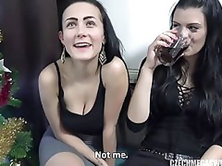 Drunk Swingers At Party