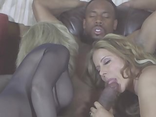MILFmast - Nina & Nicky and one Big Cock