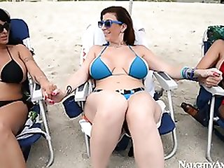 Cougars From The Beach - ANALDIN