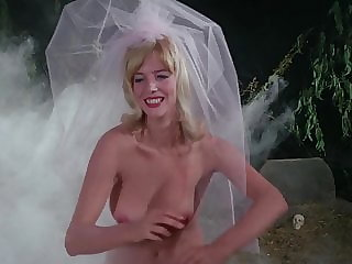 The Bride - vintage 60s go-go topless tittyshaker dancer