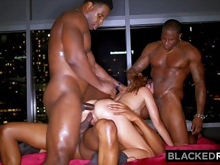 BLACKEDRAW She wanted BBC but didn't expect three