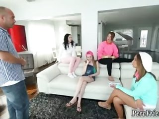 Eat cum from ass group first time The Babysitters Club