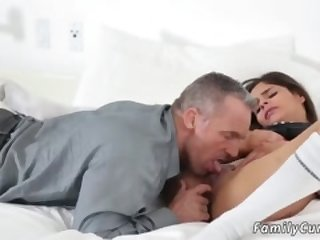 Teen couple webcam Stepduddy's daughter Sick Days