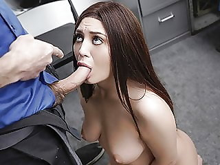 ShopLyfter - Teen Caught And Punished By Big Dick