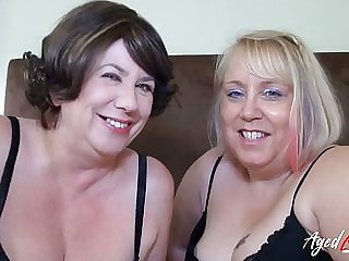 AgedLovE British Ladies Hardcore Sex Adventures