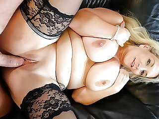 Chubby boss wife loves fucking her staff