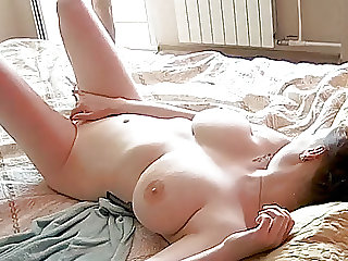 Hard Dick for Big Tits Milf! Facefuck & Doggystyle on Real Cam