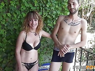 The fuck of her life with a well hung rookie