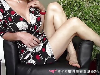 Vends-ta-culotte - French MILF teasing you - Summer Dress