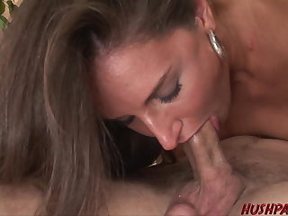 MILF Kimber Likes Her Men Hung and Young