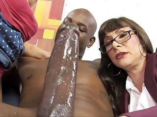 Casey Cumz Watches Her Mom Gets Creampied By A BBC
