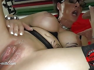 Cum Cum And Creampie Compilation - Sperma-Milfs - Vol M-3