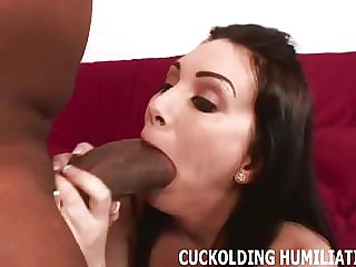 His big black cock just drives me fucking wild